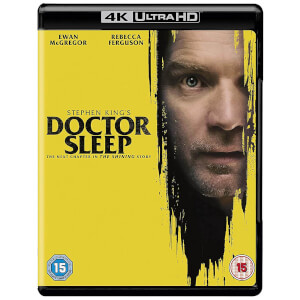Stephen King's Doctor Sleep - 4K Ultra HD (Includes 2D Blu-ray)