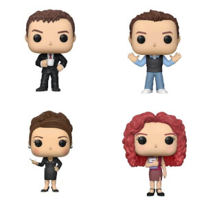 Will & Grace Funko Pop! Vinyl Kollektion
