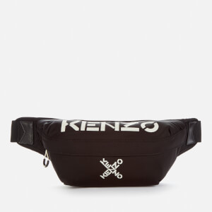 KENZO Men's Sport X Belt Bag - Black