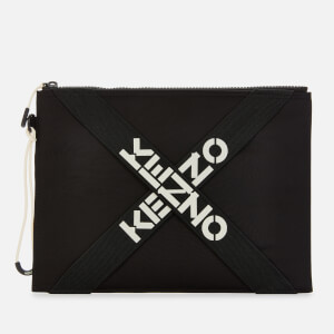 KENZO Men's Sport X Pouch - Black
