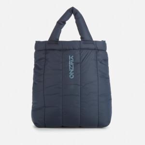 KENZO Men's Shopper Tote Bag - Navy Blue