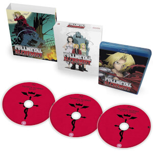 Fullmetal Alchemist Part 1 - Collector's Edition