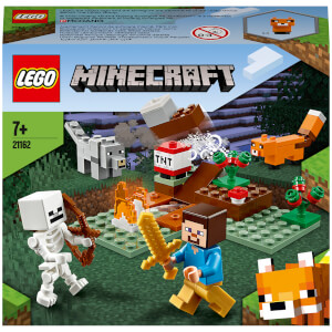LEGO Minecraft: The Taiga Adventure (21162)