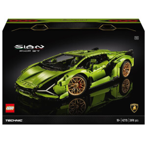 LEGO Technic: Lamborghini Sián FKP 37 Car Model (42115)