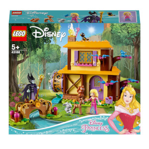 LEGO Disney Princess: Aurora's Forest Cottage Playset (43188)
