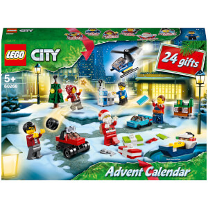 LEGO City Town: LEGO® City Advent Calendar (60268)