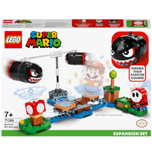 LEGO® Super Mario™: Ensemble d'Extension Barrage de Bill Bourrins (71366)