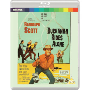 Buchanan Rides Alone (Standard Edition)