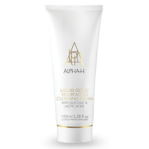 Alpha-H Liquid Gold Resurfacing Cleansing Cream 100ml