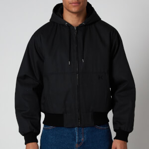 KENZO Men's Reversible Hooded Jacket - Black