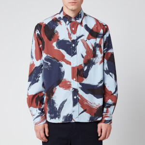 KENZO Men's Shirt - Moroccan Brown