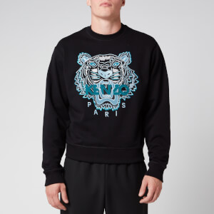 KENZO Men's Classic Tiger Sweatshirt - Black