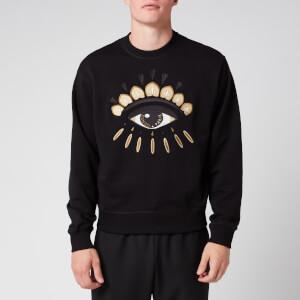 KENZO Men's Classic Eye Sweatshirt - Black