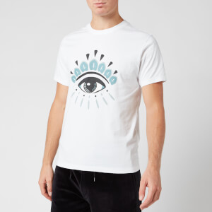 KENZO Men's Classic Eye T-Shirt - White