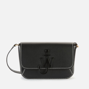 JW Anderson Women's Braided Midi Anchor Bag - Black