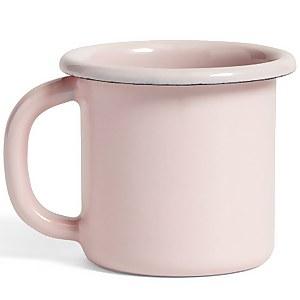 HAY Enamel Mug - Soft Pink