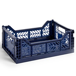 HAY Colour Crate - Navy - M