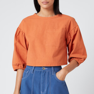 L.F Markey Women's Fabian Top - Terracotta