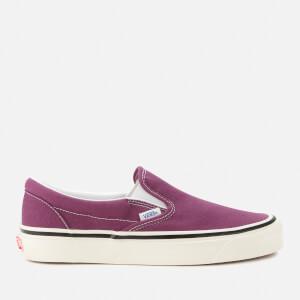 Vans Women's Anaheim Classic Slip-On 98 DX Trainers - Grape