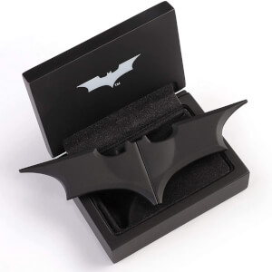 DC Comics Batarang Folding Money Clip (Black)