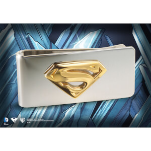 DC Comics Superman Returns Money Clip