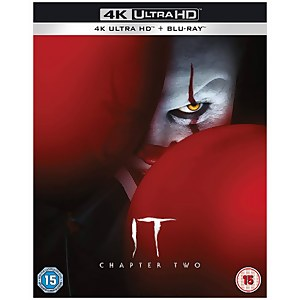 IT Chapter Two - 4K Ultra HD (Includes 2D Blu-ray)