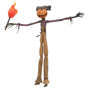 Diamond Select Nightmare Before Christmas Series 2 Best of Pumpkin King Jack Action Figure