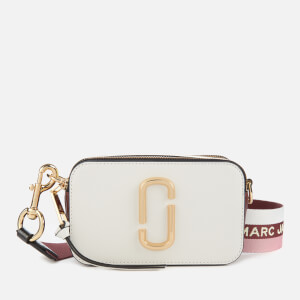 Marc Jacobs Women's Snapshot Cross Body Bag - Cotton Multi