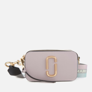 Marc Jacobs Women's Snapshot Cross Body Bag - Dusty Lilac Multi