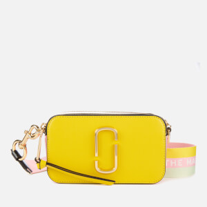 Marc Jacobs Women's Snapshot Cross Body Bag - Plantain Multi