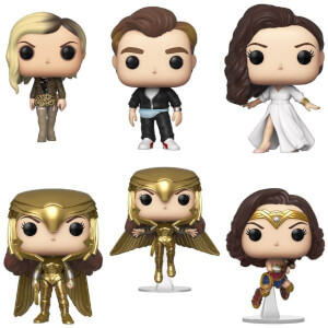 Wonder Woman 1984 Funko Pop! Vinyl Bundle