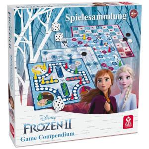 Disney Frozen 2 Games Compendium