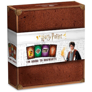 Harry Potter I Go To Hogwarts Card Game