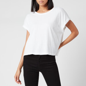 Free People Women's You Rock T-Shirt - Optic White