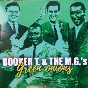 Booker T. & The M.G.'s - Green Onions LP