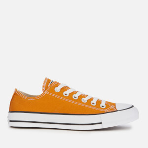 Converse Chuck Taylor All Star Ox Trainers - Saffron Yellow
