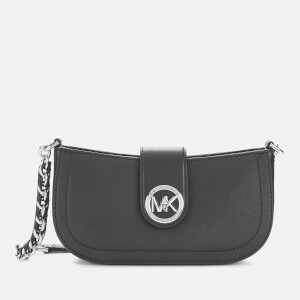 MICHAEL MICHAEL KORS Women's Carmen XS Pouchette Cross Body Bag - Black