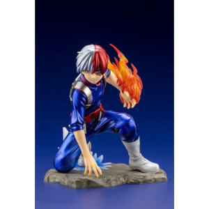 Kotobukiya My Hero Academia ARTFXJ Statue 1/8 Shoto Todoroki Limited Edition 16 cm
