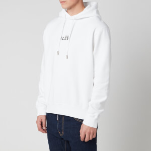 Dsquared2 Men's Cool Fit Icon Hoodie - White