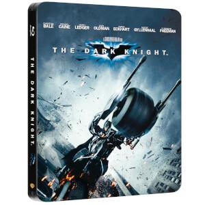 The Dark Knight - Zavvi Exclusive 2 Disc Blu-ray Steelbook
