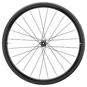 Mavic Ksyrium UST Tubeless Carbon Clincher Front Wheel