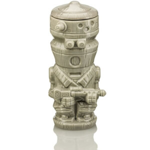 Beeline Creative Star Wars: The Mandalorian IG-11 18 oz. Geeki Tikis Mug