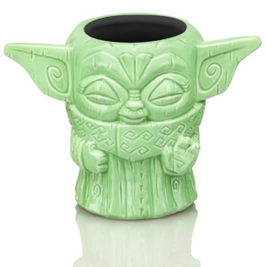 Beeline Creative Star Wars: The Mandalorian The Child (Baby Yoda) Force Pose 16 oz. Geeki Tikis Mug