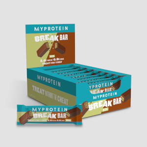 Myprotein Protein Wafer Bar, Matcha, 16 x 21.5g