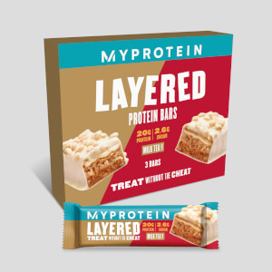 Myprotein APAC Milk Tea Layered Bar