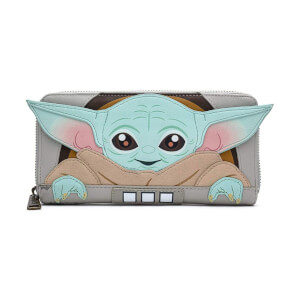 Loungefly Star Wars The Mandalorian The Child Wallet