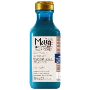 Maui Moisture Nourish and Moisture+ Coconut Milk Shampoo 385ml