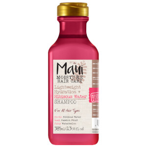 Maui Moisture Lightweight Hydration+ Hibiscus Water Shampoo 385ml