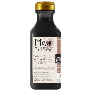 Maui Moisture Detoxifying+ Volcanic Ash Shampoo 385ml
