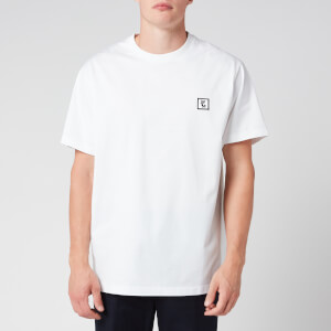 Wooyoungmi Men's Fleece Logo T-Shirt - White